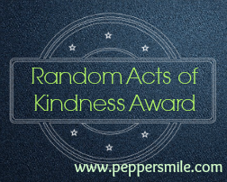 Random Acts Of Kindness Award