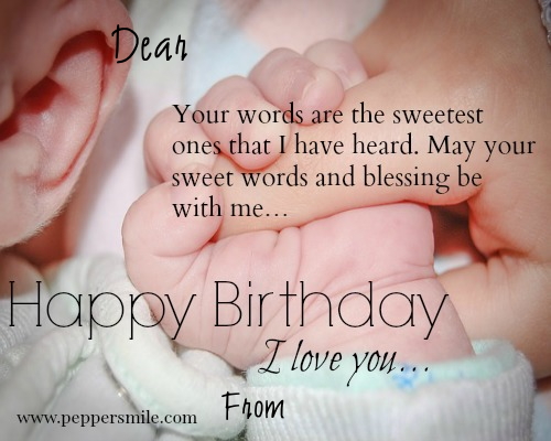 Birthday Message For Dad Peppersmile